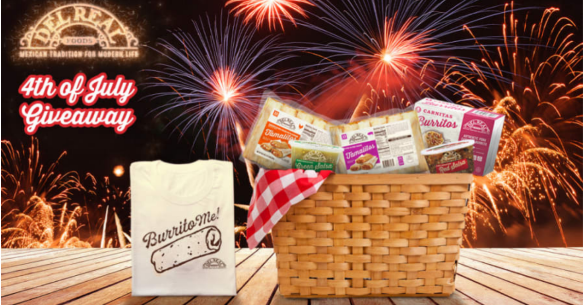 Del Ray Foods 4th of July Giveaway