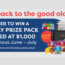 Dip Into Summer Sweepstakes
