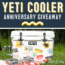 Eastern Standard Provisions YETI Cooler Giveaway