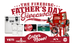 FIREDISC Fathers Day Giveaway