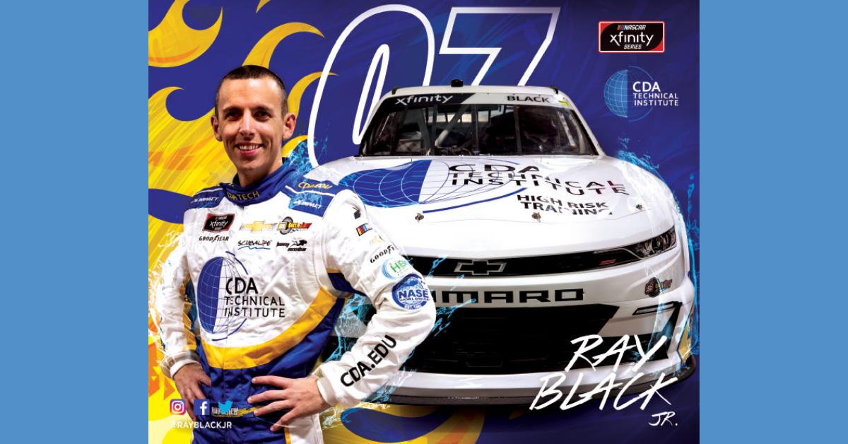 FREE Ray Black Jr Signed Hero Card