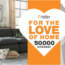 For the Love of Home Ashley Furniture $50K Giveaway