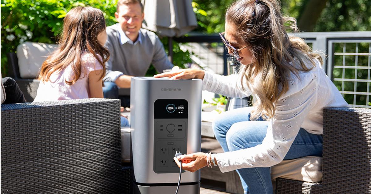 Generark HomePower Giveaway