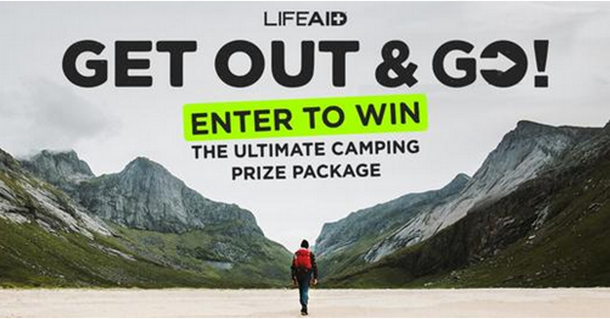 Get Out And Go Giveaway