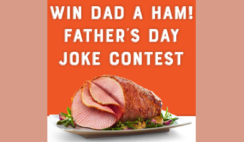 Honey Baked Ham Fathers Day Contest