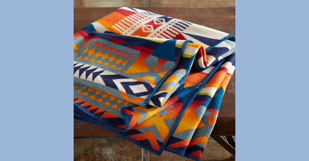 June 2021 Pendleton Blanket Giveaway