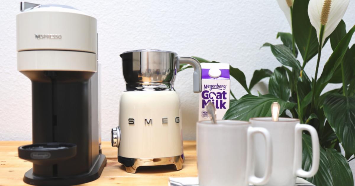 Meyenberg Goat Milk Latte Giveaway