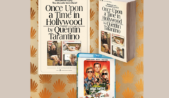 Once Upon a Time in Hollywood Sweepstakes
