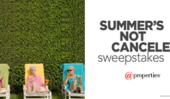 Summers Not Canceled Sweepstakes