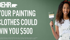The Behr Wear Sweepstakes