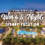 The Disney Vacation Club Lucas Riviera Summer Sweepstakes