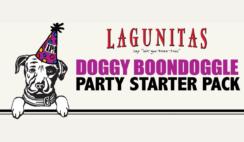 The Lagunitas Dog Day Appreciation Party Contest