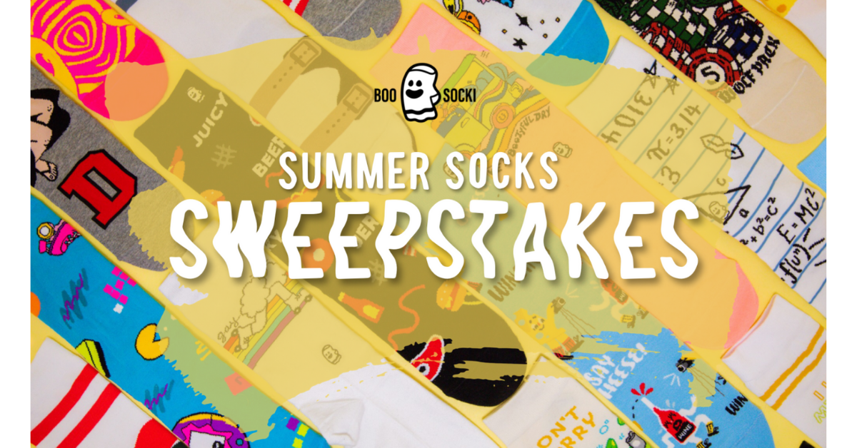The Summer Socks Sweepstakes