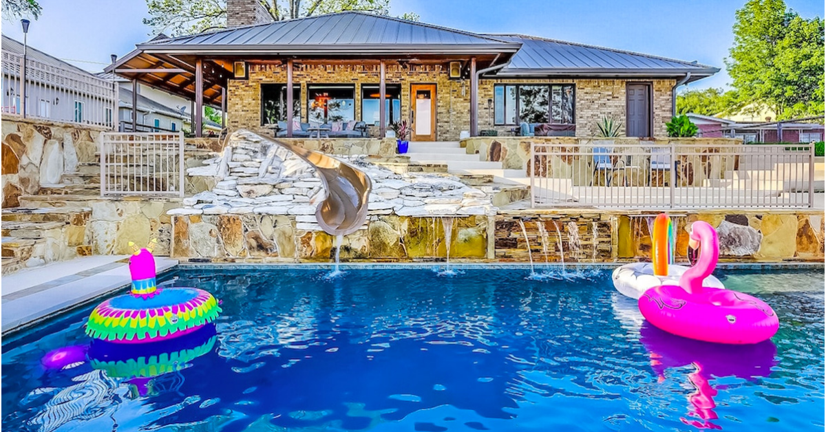 The Vrbo TO THE POOL Sweepstakes