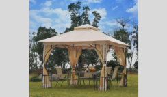 Aosoms Deluxe Outdoor Canopy Giveaway