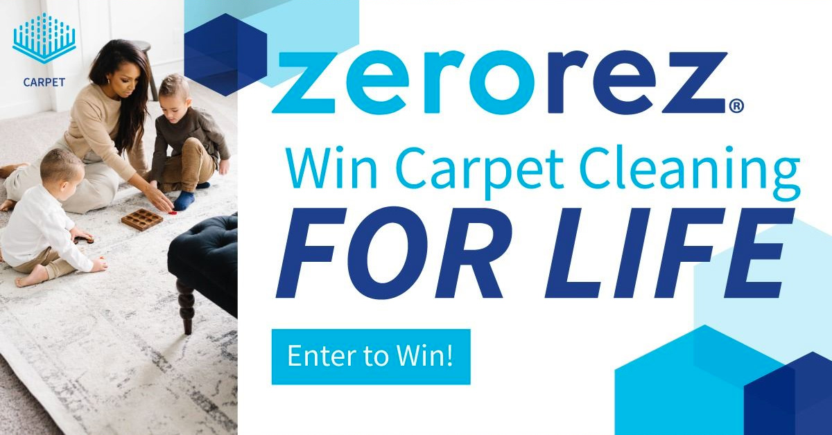 Carpeting Cleaning For Life Sweepstakes
