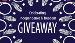 Celebrating Independence and Freedom Giveaway