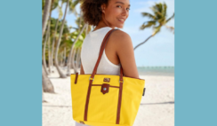 Dooney and Bourke Summer Tote Giveaway