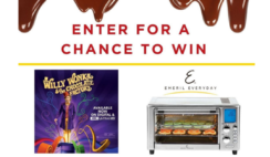 Emeril Lagasse Power AirFryer 360 and Willy Wonka and The Chocolate Factory Sweepstakes