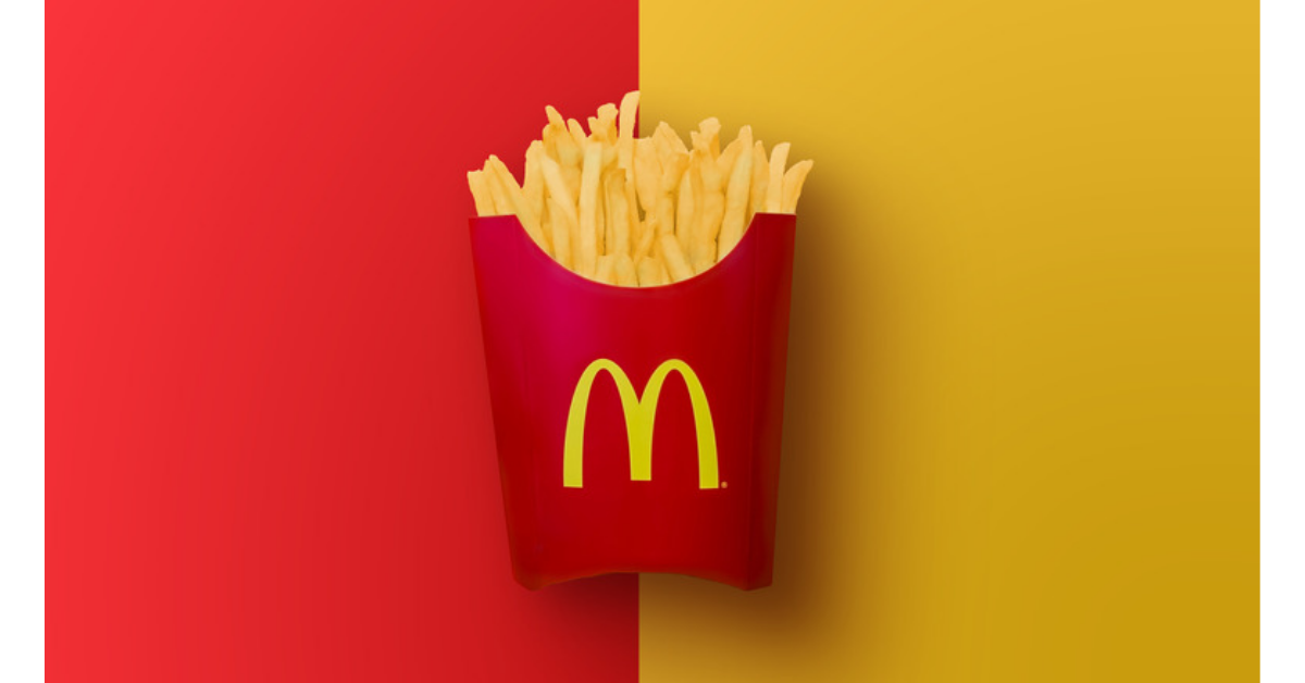 FREE French Fries at McDonalds On July 13th