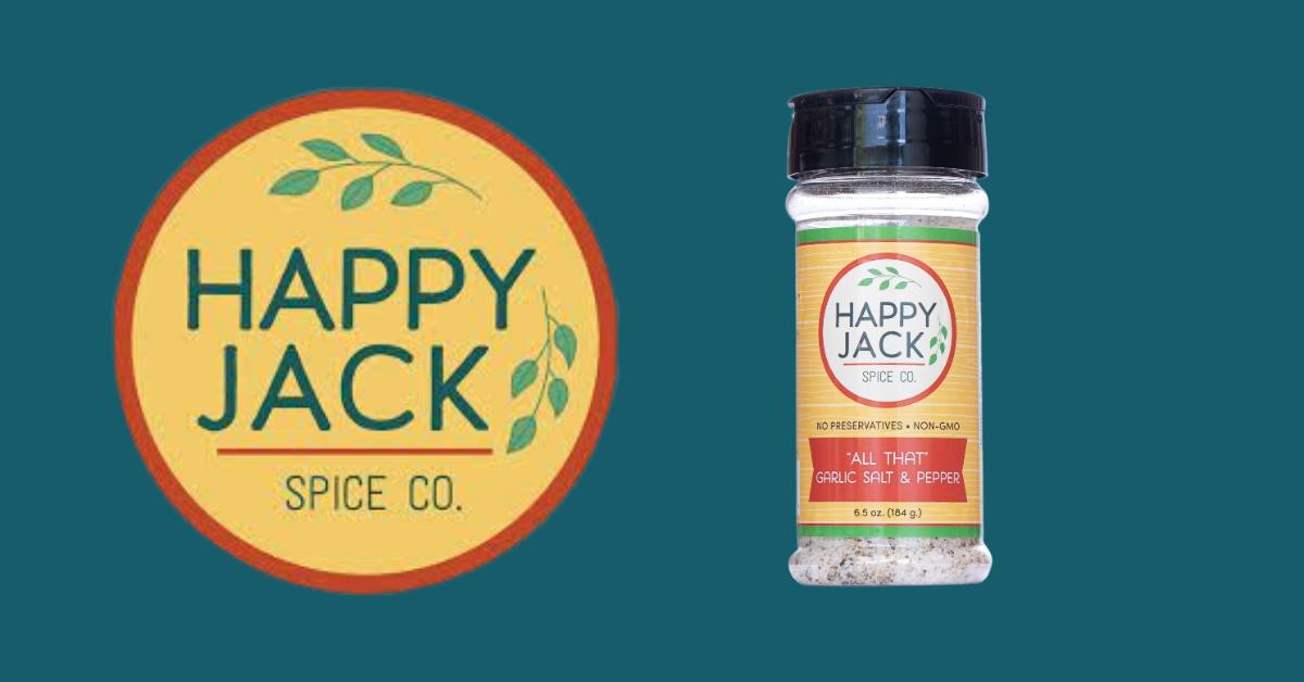 FREE Happy Jack Spice Co Samples