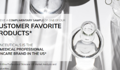FREE SkinCeuticals Customers Favorites Product Samples