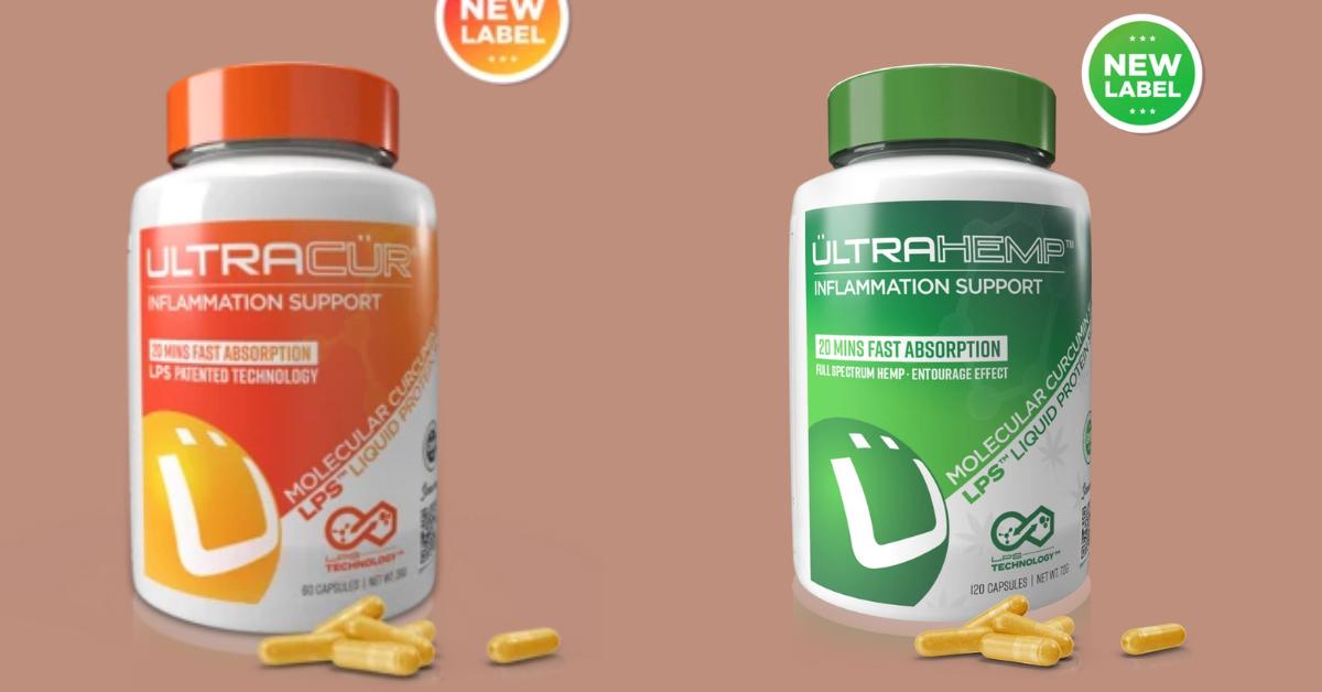 FREE UltraCur or UltraHemp Supplement Sample