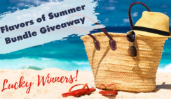 Flavors of Summer Giveaway