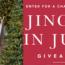 Jingle In July Giveaway