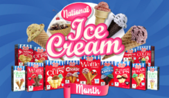 Joy Cone National Ice Cream Month Giveaway