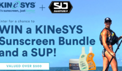 KINeSYS Sunscreen Bundle Giveaway