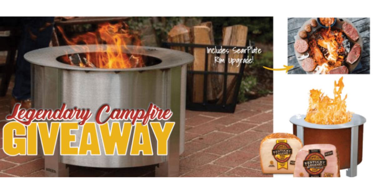 Kentucky Legend Legendary Campfire Giveaway