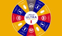 Michelob ULTRA Pure Gold Summer Sweepstakes and Instant Win Game