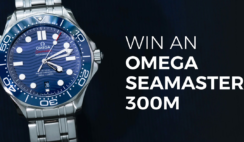 OMEGA Seamaster Watch Sweepstakes