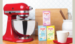 Red Rose Kitchen Aid Sweet Temptations Giveaway