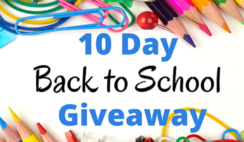 S and S Worldwide Back to School Giveaway
