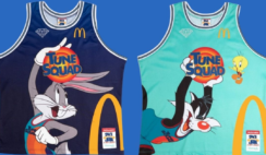 Space Jam A New Legacy Sweepstakes at McDonalds
