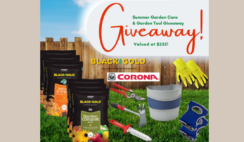 Summer Garden Care and Tool Giveaway