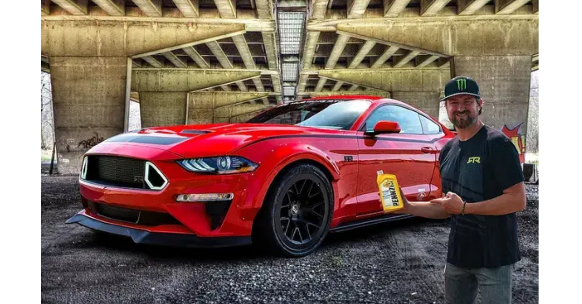 The 2021 Pennzoil Mustang RTR Sweepstakes