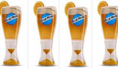 The Blue Moon Happy Hourglass Sweepstakes
