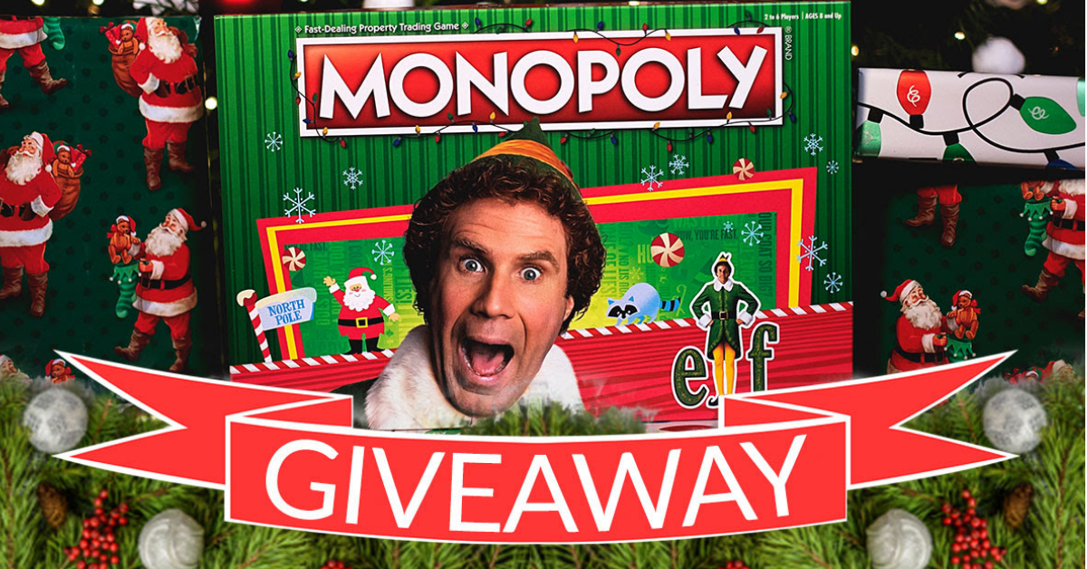 The Op Games Christmas in July Sweepstakes