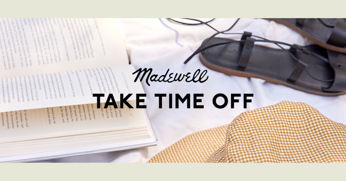 The Take Time Off Sweepstakes