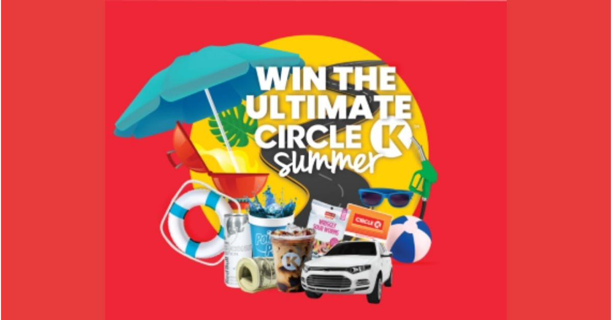 The Ultimate Circle K Summer Sweepstakes
