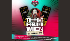 2021 College Colors Day Sweepstakes