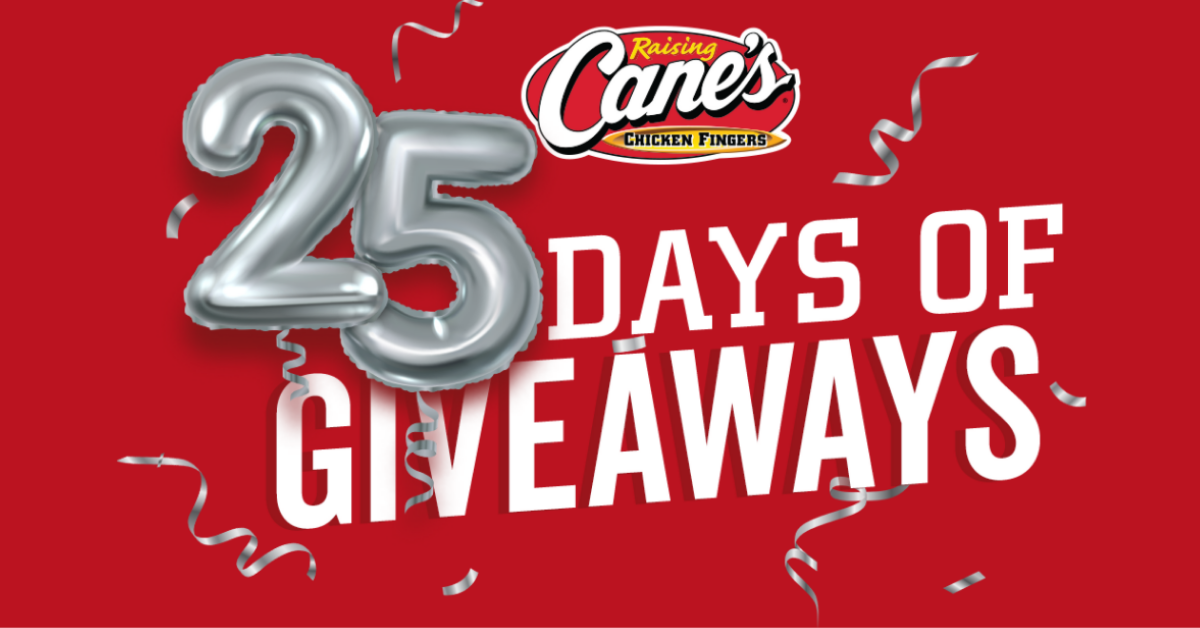 25 Years of CANES Sweepstakes