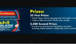 Advil Dual Action Sweepstakes