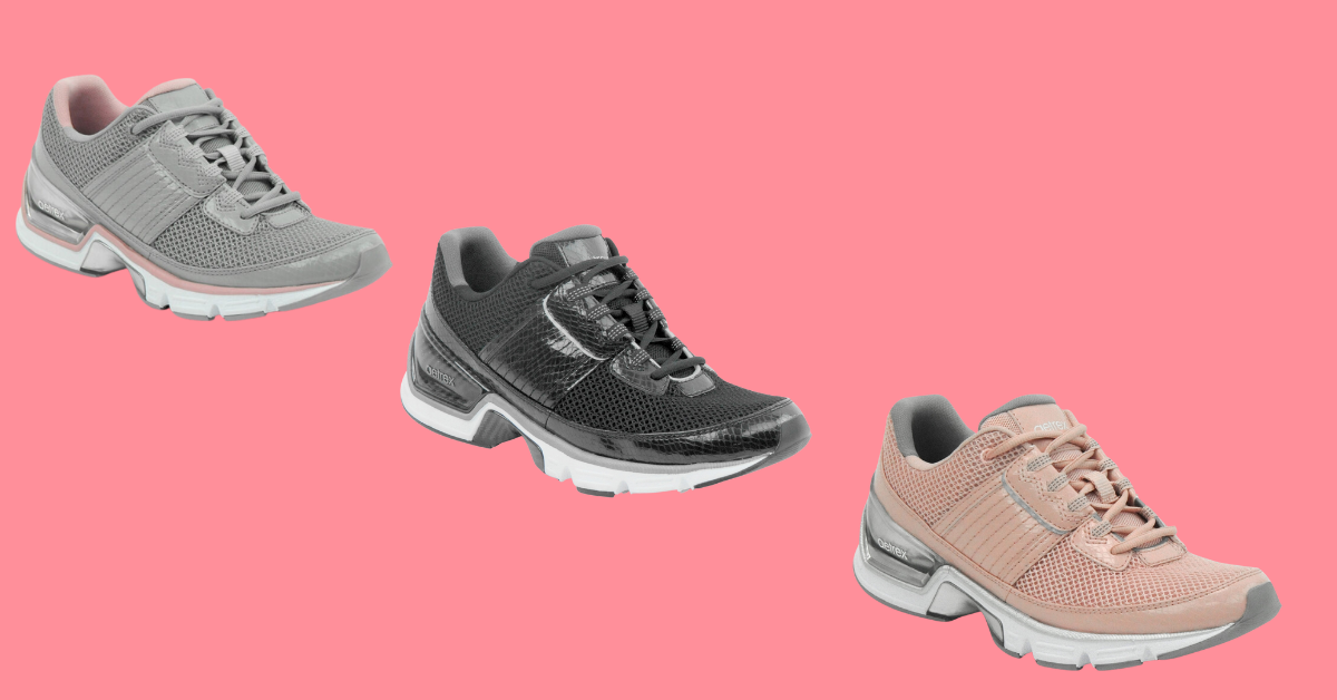 Aetrex Xpress Runner 2 Sneaker Giveaway