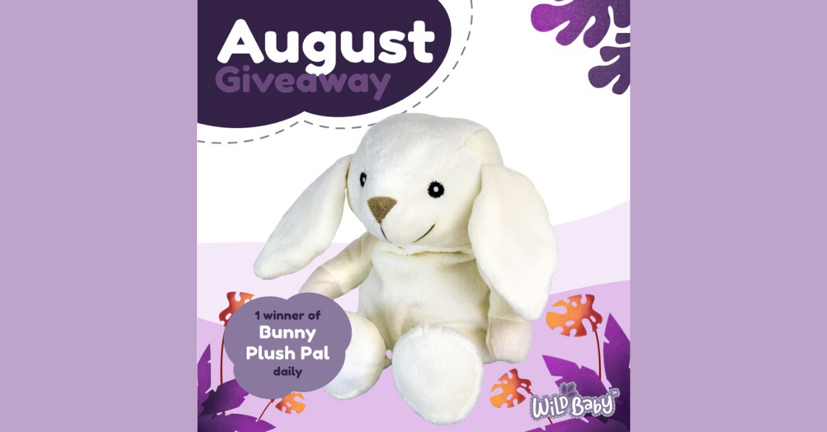August 2021 Wild Baby Giveaway