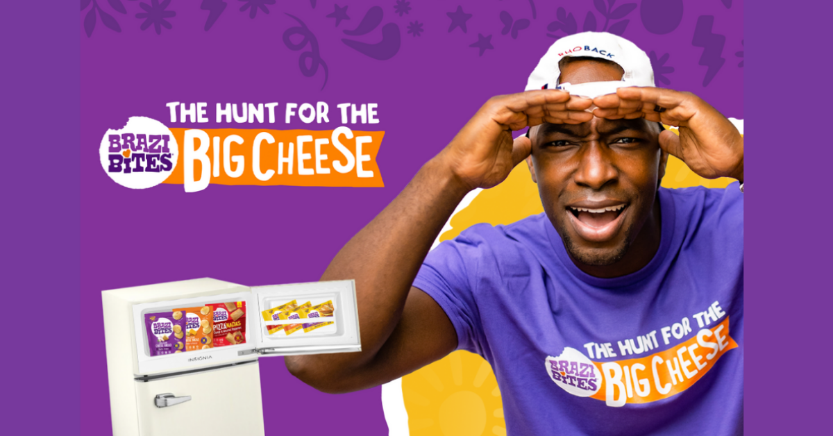 Brazi Bites Hunt For The Big Cheese Giveaway