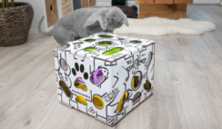 Cat Amazing Puzzle Feeders Giveaway